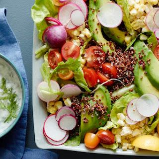 Kitchen Sink Quinoa Salad Recipe