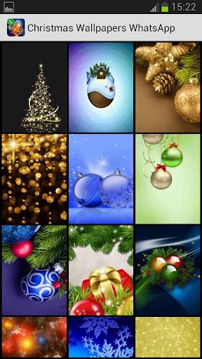 Christmas Wallpaper Chat