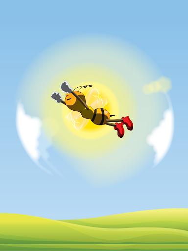 飄蜜蜂嗡嗡叫冒險