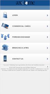 Axxiome - mBanking Corporate - screenshot thumbnail