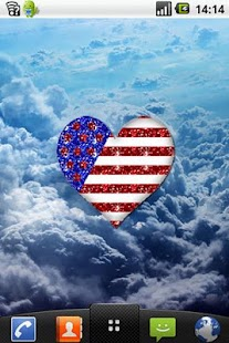 FREE American Heart Sticker