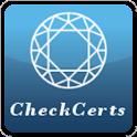 Check Certs logo