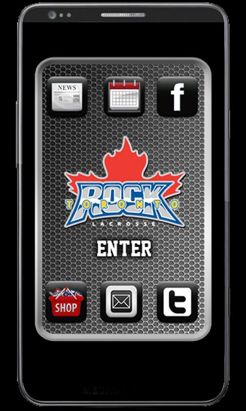 Toronto Rock Lacrosse - screenshot