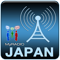 MyRadio JAPAN icon