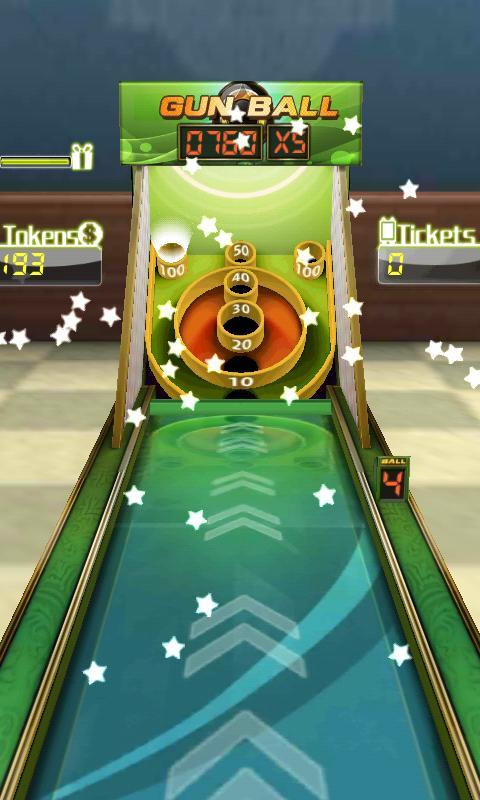 AE Gun Ball: arcade ball games- screenshot