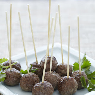 Original Ranch Meatballs.
