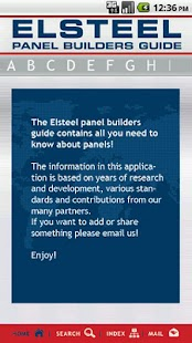 Elsteel Panel Builders Guide