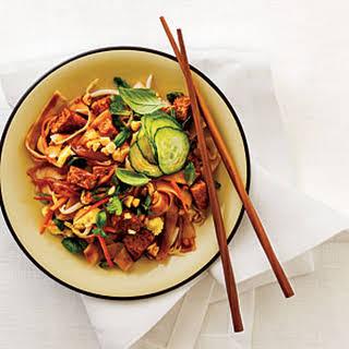Rice Noodle Salad.