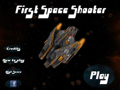 First Space Shooter