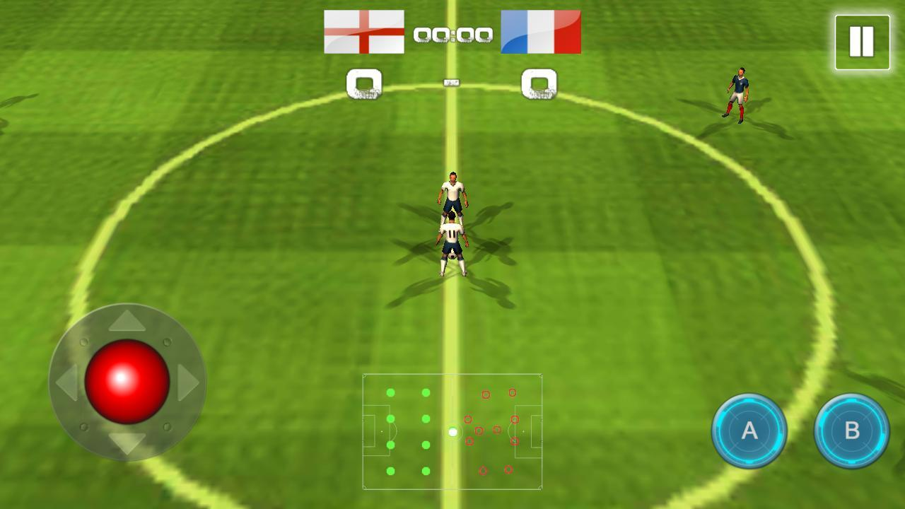 Soccer World 2014- screenshot