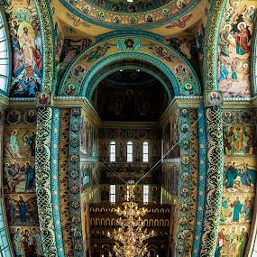 Wedding day by Dragos Birtoiu - Wedding Ceremony ( church, wedding, romania, ceremony, photography )