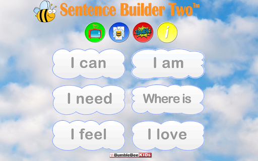 Sentence Builder 2 Flashcards
