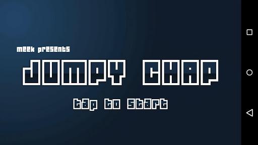 Jumpy Chap