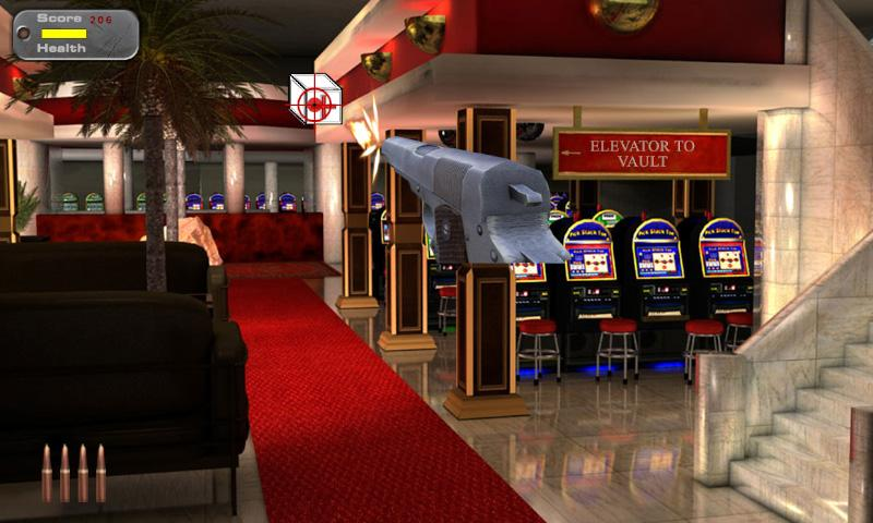 The Casino Vault Robbery- screenshot
