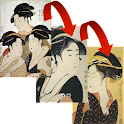 Ukiyo-e Utamaro Slide Show LWP icon