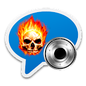 Skull Fire Lock Chat