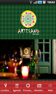 Artesano Pizza Bar- screenshot thumbnail