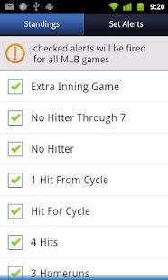 Sports Scores & Alerts- screenshot thumbnail