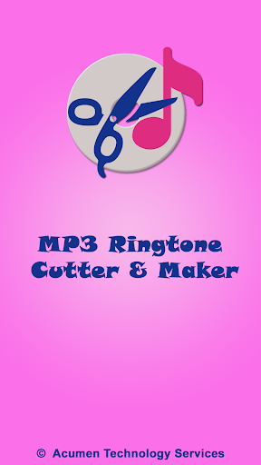 MP3 Ringtone Cutter Maker