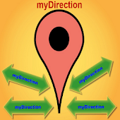myDirection - Google map API's