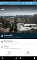 Screenshot of Ukraine Guide by Triposo