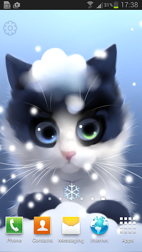 Frosty The Kitten