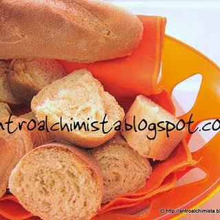 Baguette (Bread Machine Recipe).