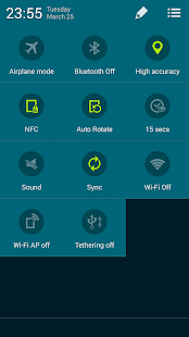 CM11 GALAXY S5 TW theme - screenshot thumbnail