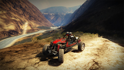 4x4 Mountain Off Road