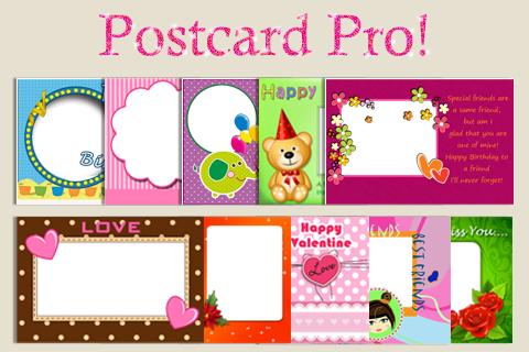 PostCard Pro