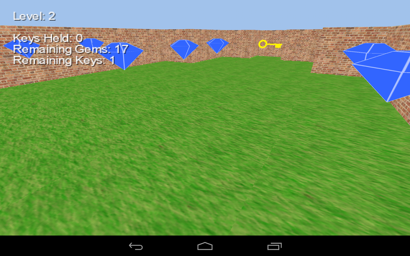 3D Games Engine- screenshot