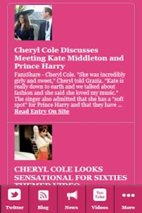 Cheryl Cole EXPOSED! - screenshot thumbnail