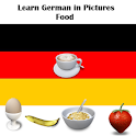 German in Pictures: Food logo