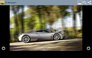 Screenshot of Car Wallpapers