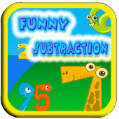 Funny Subtraction Math Kids
