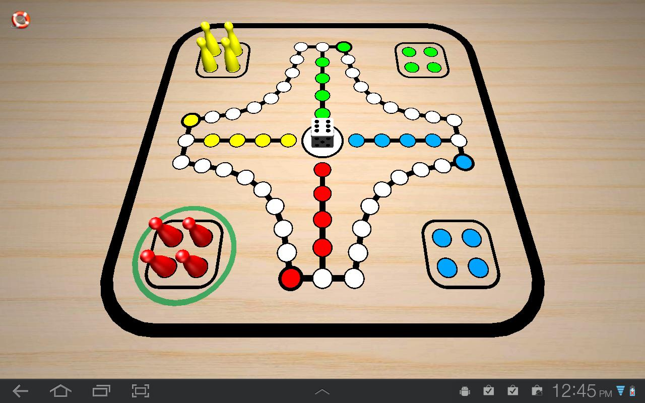 Ludo- screenshot