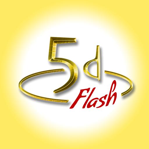 5d-Flash Vital LOGO-APP點子