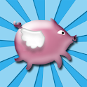 Flappy Pig - Tap and Fly Game