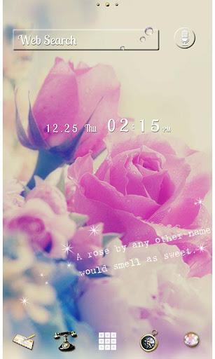 ★きせかえ無料★Aroma of Rose