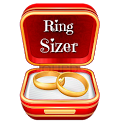 Ring sizer know your ring size icon