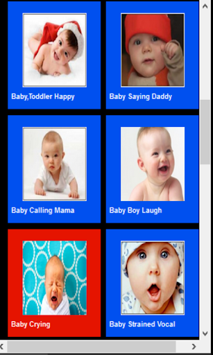 Baby Sounds Baby Music
