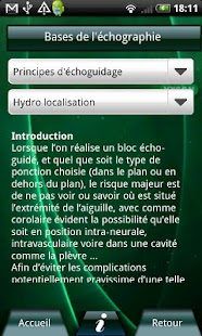 GUIDE ANESTHESIE LOCOREGIONALE - screenshot thumbnail