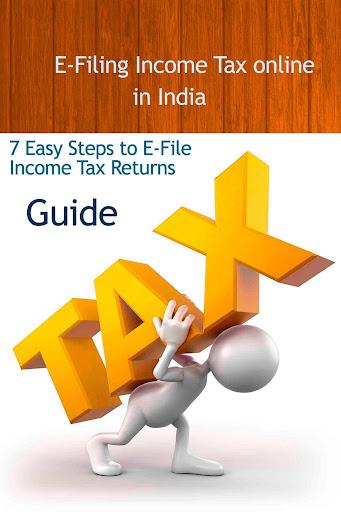 7step Guide Efiling IT Returns