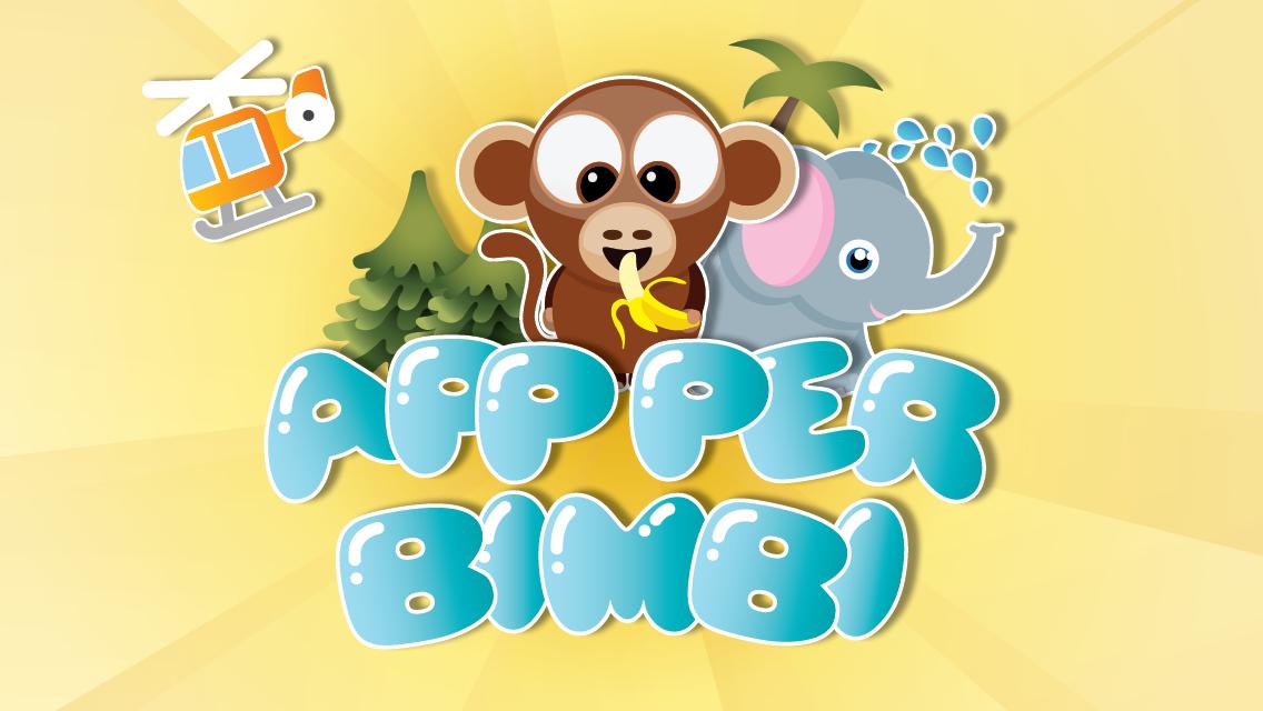 App per bimbi giochi bambini 1 2 3 anni app android for Giochi per bambini di 2 anni