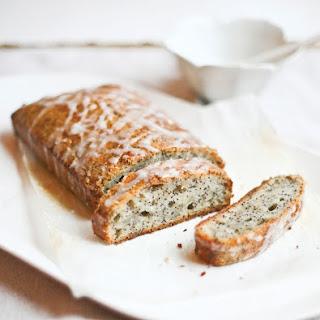 Lemon Poppyseed Loaf (gluten, dairy and egg free Starbucks cake).