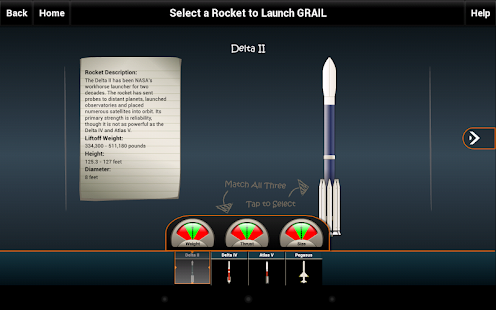 Rocket Science 101 - screenshot thumbnail