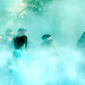 Color Run Braga 2014 - Portugal by Júlio Alves - People Group/Corporate ( color run, colorful, 2014, braga, colors, paint, fun, run, portugal, running )