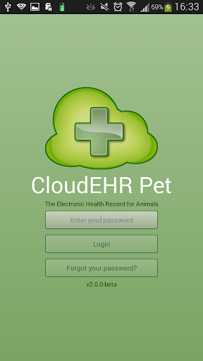 CloudEHR Pet - EHR