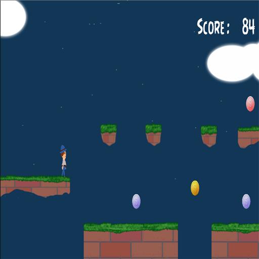 【免費休閒App】Boy Jumping-APP點子