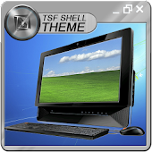 TSF Shell Theme Desktop PC